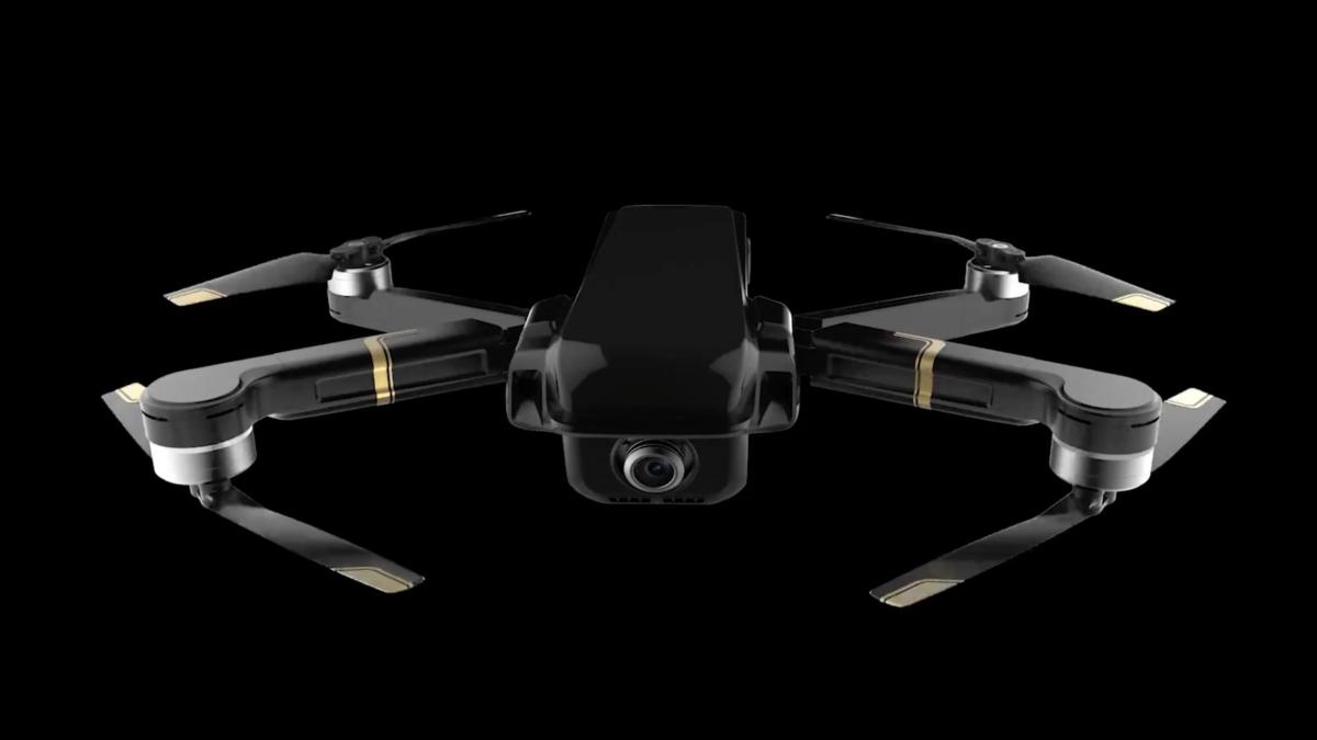Mystic autonomous drone
