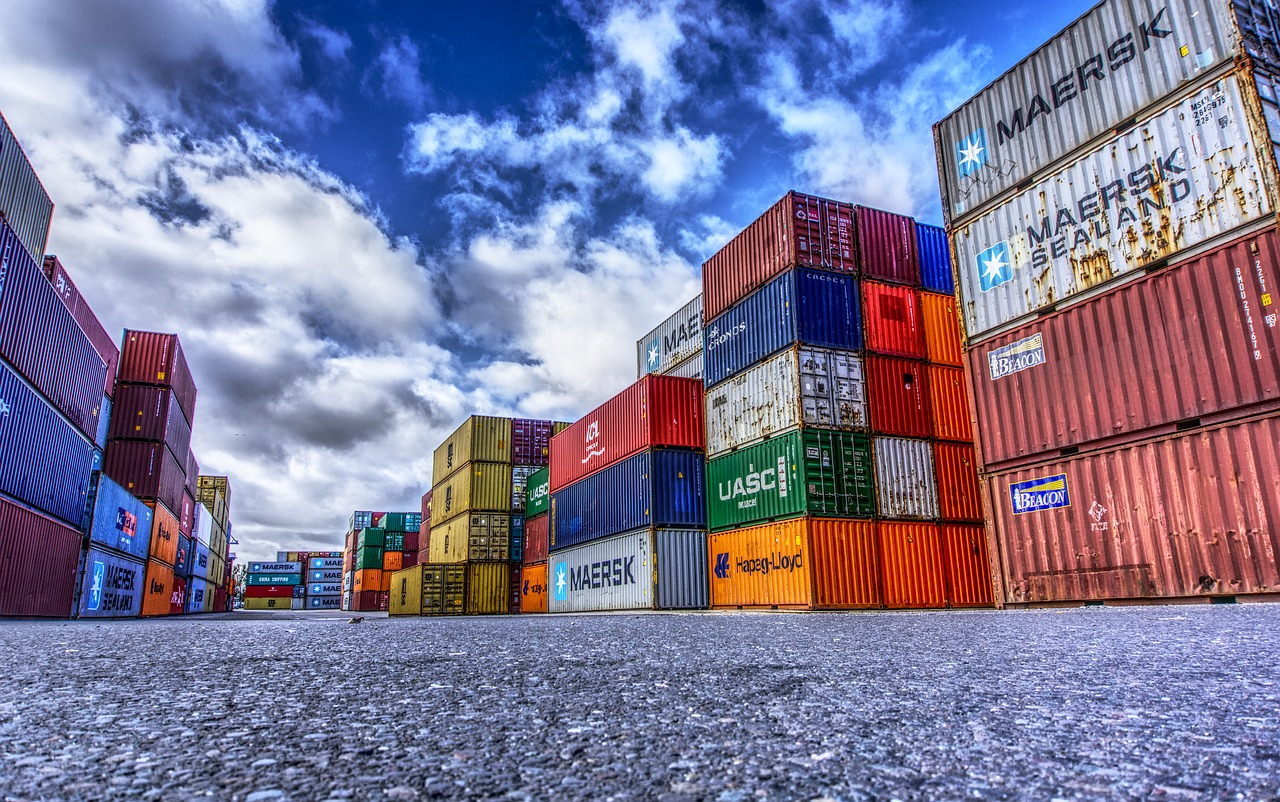 Uber for container Shipping